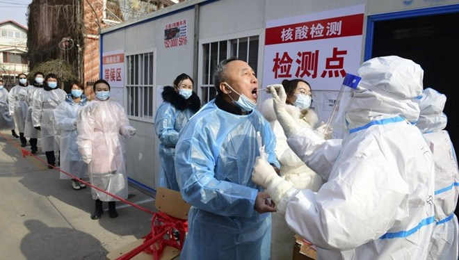 102 kişiye virüs bulaştırdı