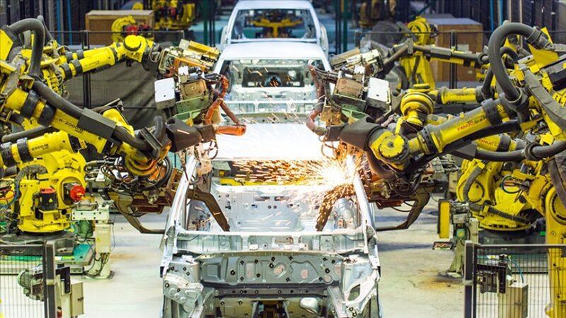 2020'de en fazla ihracat otomotiv endüstrisinden