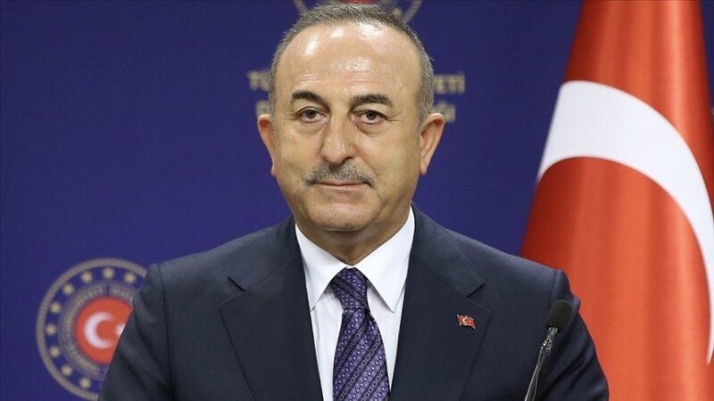 Çavuşoğlu, Azerbaycanlı mevkidaşı ile telefonda görüştü