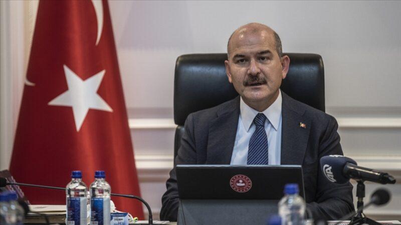 İçişleri Bakanı Soylu: Bir başka tezgahla karşı karşıyayız