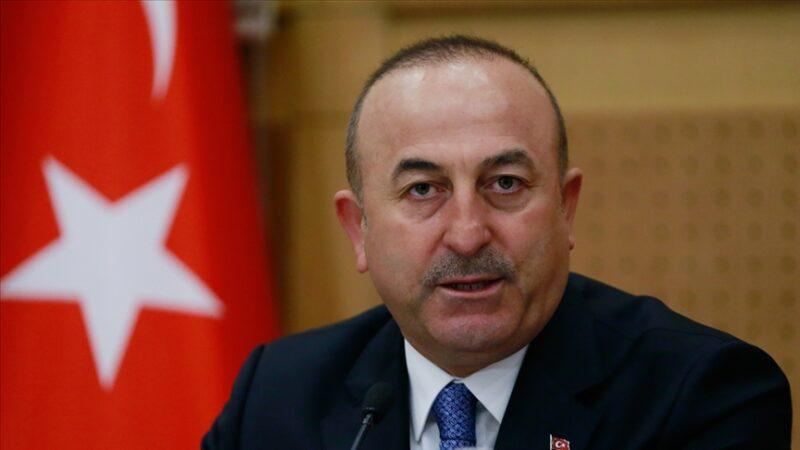 Çavuşoğlu: Türk halkı geleceğini AB'de görüyor