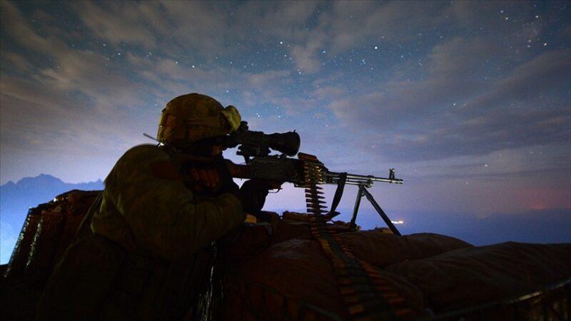 MSB açıkladı! 2 PKK/YPG'li etkisiz hale getirildi