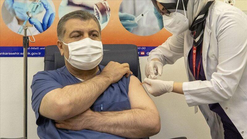 Bakan Koca duyurdu! Çin aşısı yarın başlıyor