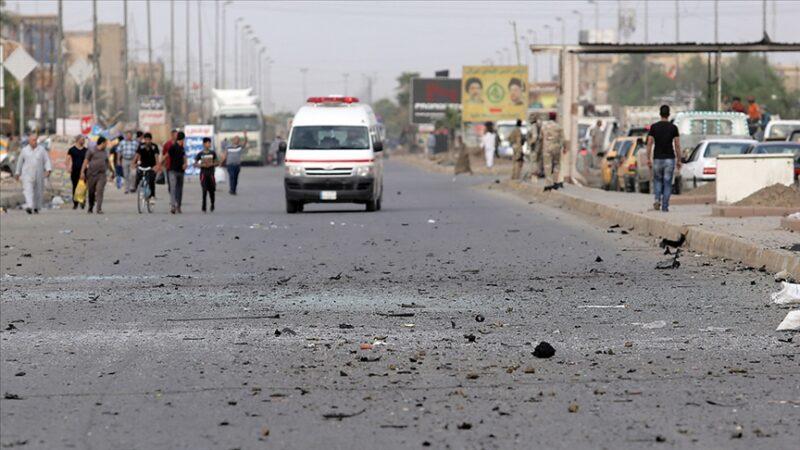 Bağdat'ta patlama: Ölü ve yaralılar var…