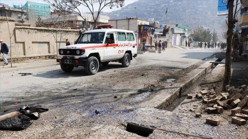 Afganistan'da bombalı saldırıda 5 kişi öldü