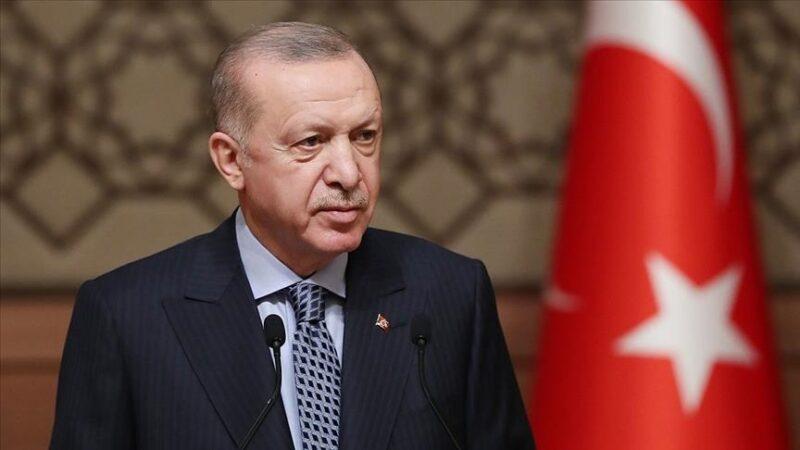 Cumhurbaşkanı Erdoğan'dan İstanbul açıklaması: Hedefimize bir adım daha yaklaşıyoruz