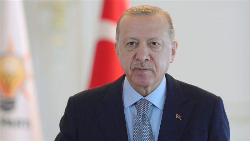 Cumhurbaşkanı Erdoğan'dan CHP'ye tepki
