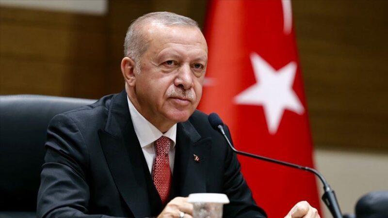 Cumhurbaşkanı Erdoğan'dan '10 Ocak Çalışan Gazeteciler Günü' mesajı
