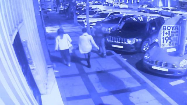 3 turisti bıçaklayan kağıt toplayıcısı yakalandı