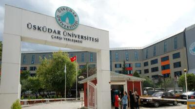 Üsküdar Üniversitesi'ne akademik personel alımı…