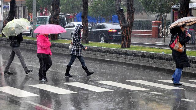 Doğu ve Güneydoğu Anadolu için kuvvetli yağış uyarısı