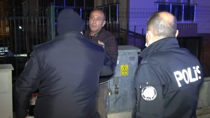 Bursa'da korkutan yangın! Meraklı izleyiciye ceza…