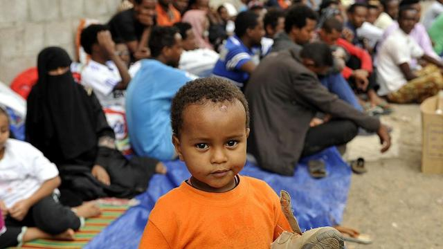 Yemen'deki insani kriz 2020 yılında daha da derinleşti