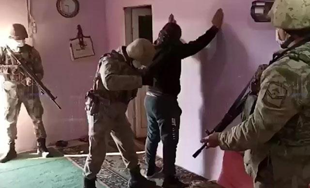 Mardin'de PKK/KCK operasyonu: 12 gözaltı