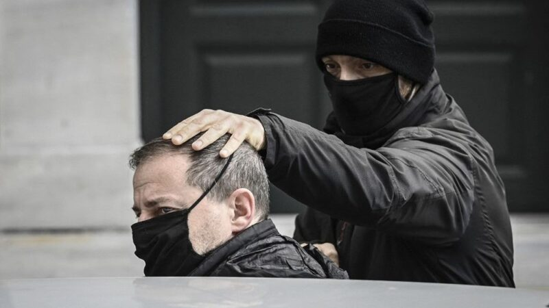 Ünlü oyuncuya cinsel taciz suçlaması! Gözaltına alındı