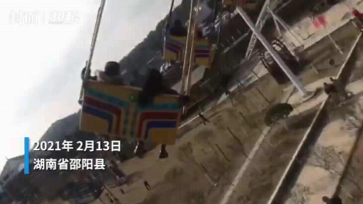 Lunapark'ta facia: 16 yaralı