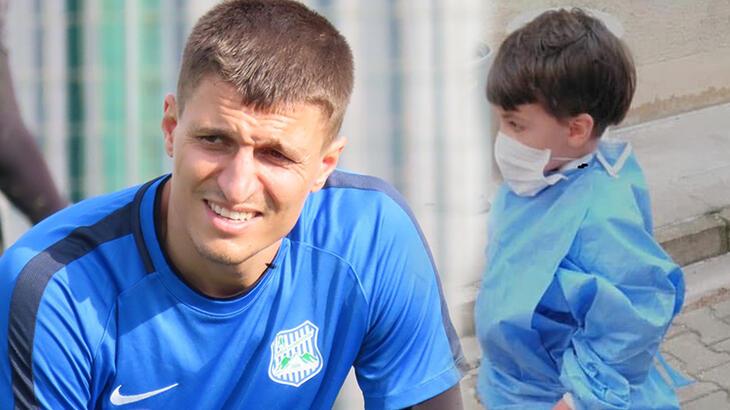 Bursa'da oğlunu boğarak öldüren futbolcu babanın duruşması ertelendi!