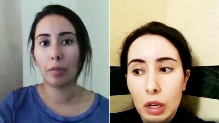 Kayıp Arap Prenses'in ilk görüntüsü! BBC dünyayı sarstı