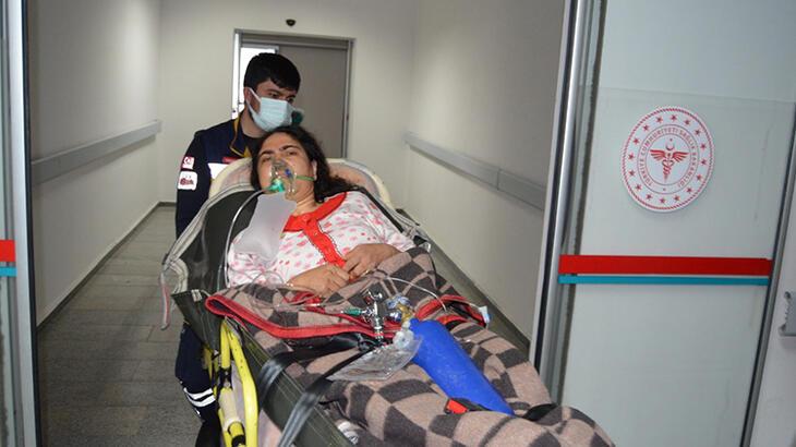 Soba gazı nedeniyle 17 kişi hastanelik oldu!