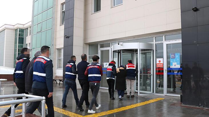 Kars merkezli PKK/KCK operasyonunda 3 kişi yakalandı