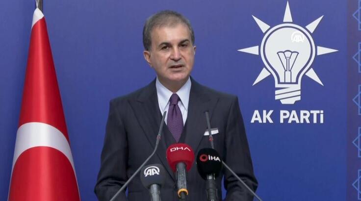 AK Parti Sözcüsü: Böyle skandal bir söz duyulmamıştır