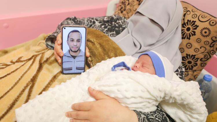 'Sperm kaçırma' yöntemiyle hapishanede baba oldu