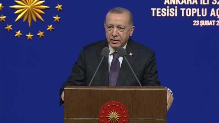 Cumhurbaşkanı Erdoğan müjdeyi verdi! 20 bin öğretmen ataması yapacağız