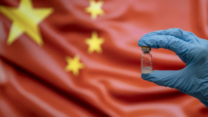 Ve Çin'de onay verildi! Aşıda bir ilk