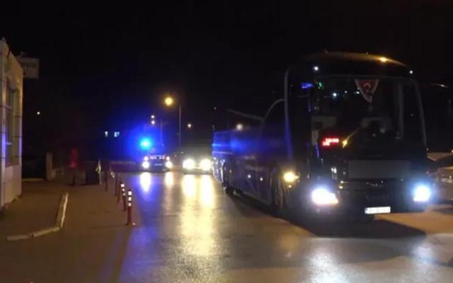 2 yolcuda koronavirüs çıktı! Tüm otobüs karantinaya alındı