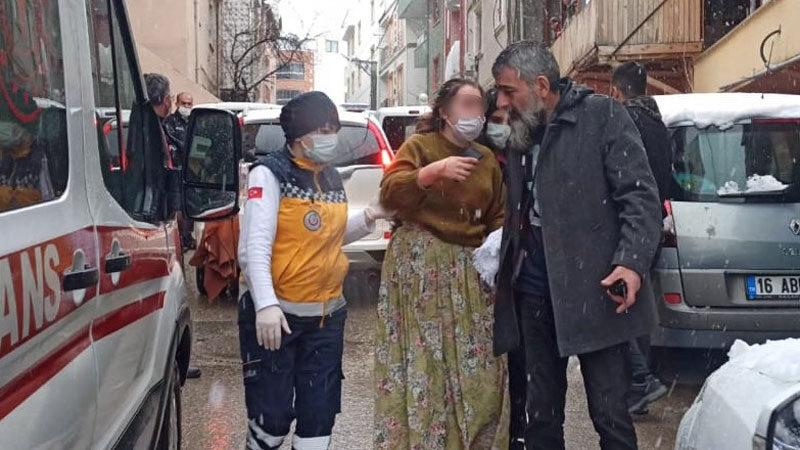 Bursa'da hediye kavgası kanlı bitti