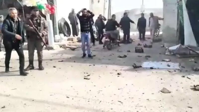 Bomba yüklü araçla terör saldırısı: 1 ölü, 12 yaralı