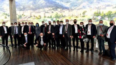 Bulgaristan heyeti Fetih Müzesi'ne hayran kaldı
