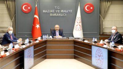 Bakan Elvan: Esnafımızı yalnız bırakmayacağız