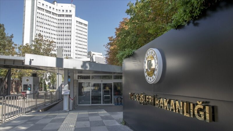 İran'ın Ankara Büyükelçisi, Dışişleri Bakanlığı'na çağrıldı