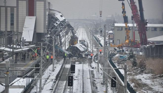 9 kişinin öldüğü tren kazası davasında TCDD Genel Müdürü tanık olarak dinlendi