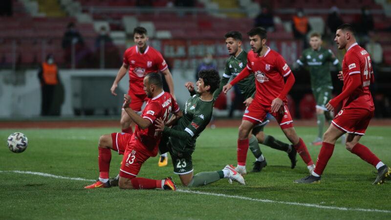 Bursaspor'a büyük şok! Bu skor hiç yakışmadı…