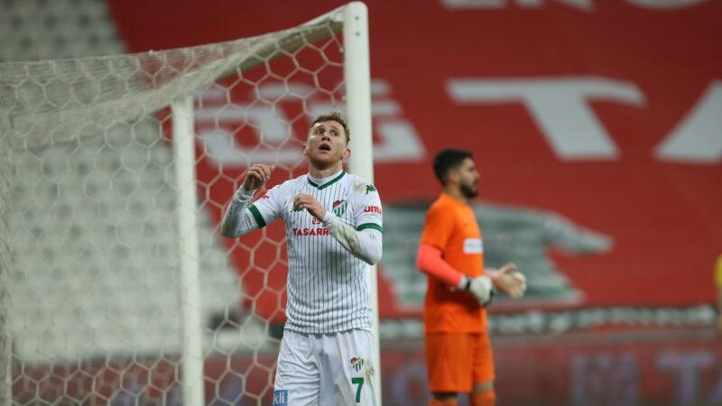 Bursaspor'a neler oluyor?