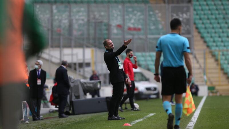 Bursaspor'da flaş gelişme! Kırmızı kart…