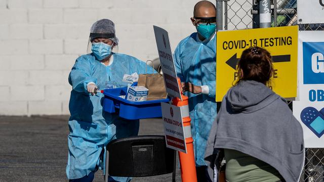 ABD'de koronavirüsten bir günde 3 bin 247 can kaybı
