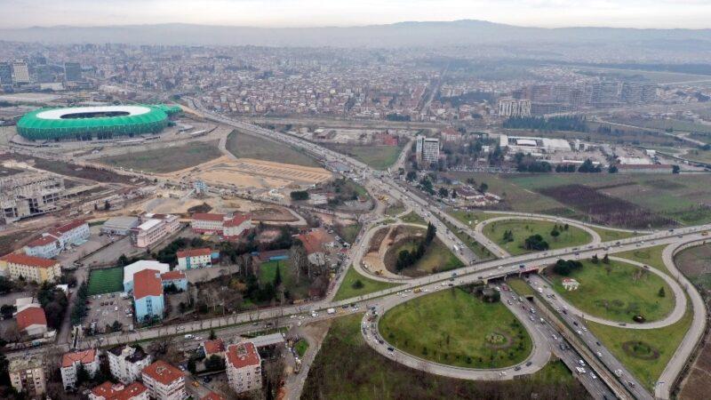 Bursa'da trafik düzenlemesi! Bu yolu kullananlar dikkat…
