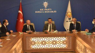 AK Parti'de Bursa'da yeni model!