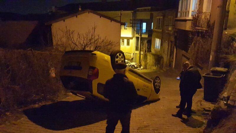 Bursa'da mucize kurtuluş! Bu araçtan sağ çıktı…