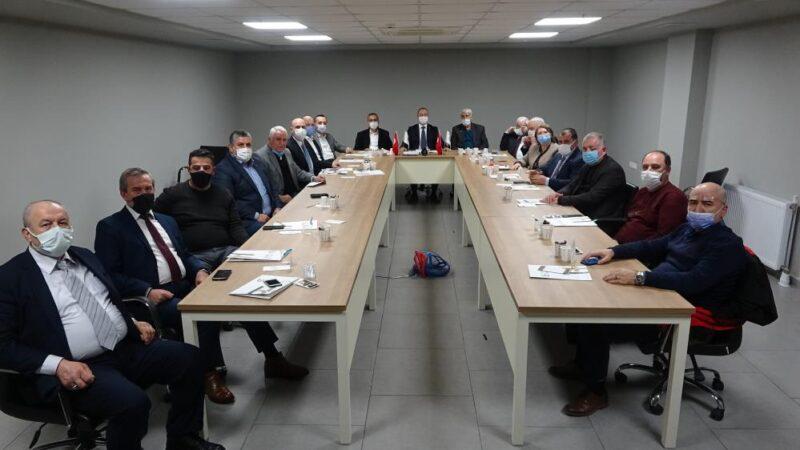 Bursa'da büyük zirve! 'Seçimlerde sandık sayıları artmalı'