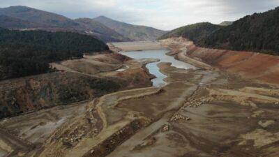 Bursa barajlarında endişe veren durum! Yine su krizi mi?