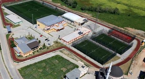 Büyükşehir'den kiralık spor tesisleri…