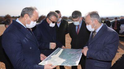 Bursa'da mezarlık gelişmesi! Hamitler doldu işye yeni adres…