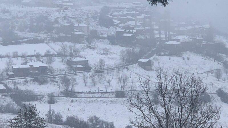 Bursa'nın dağ ilçeleri kara teslim