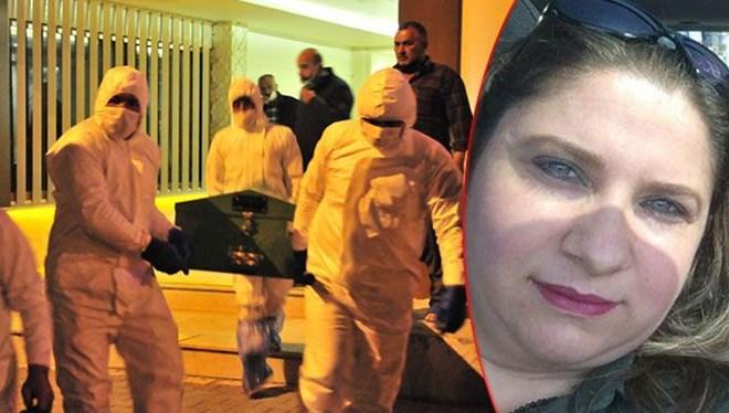Otel odasında kadın cinayeti