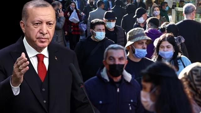 İşte normalleşmeye en yakın iller! Cumhurbaşkanı Erdoğan açıkladı…