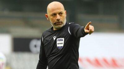 Süper Lig'de 32. hafta hakemleri açıklandı!